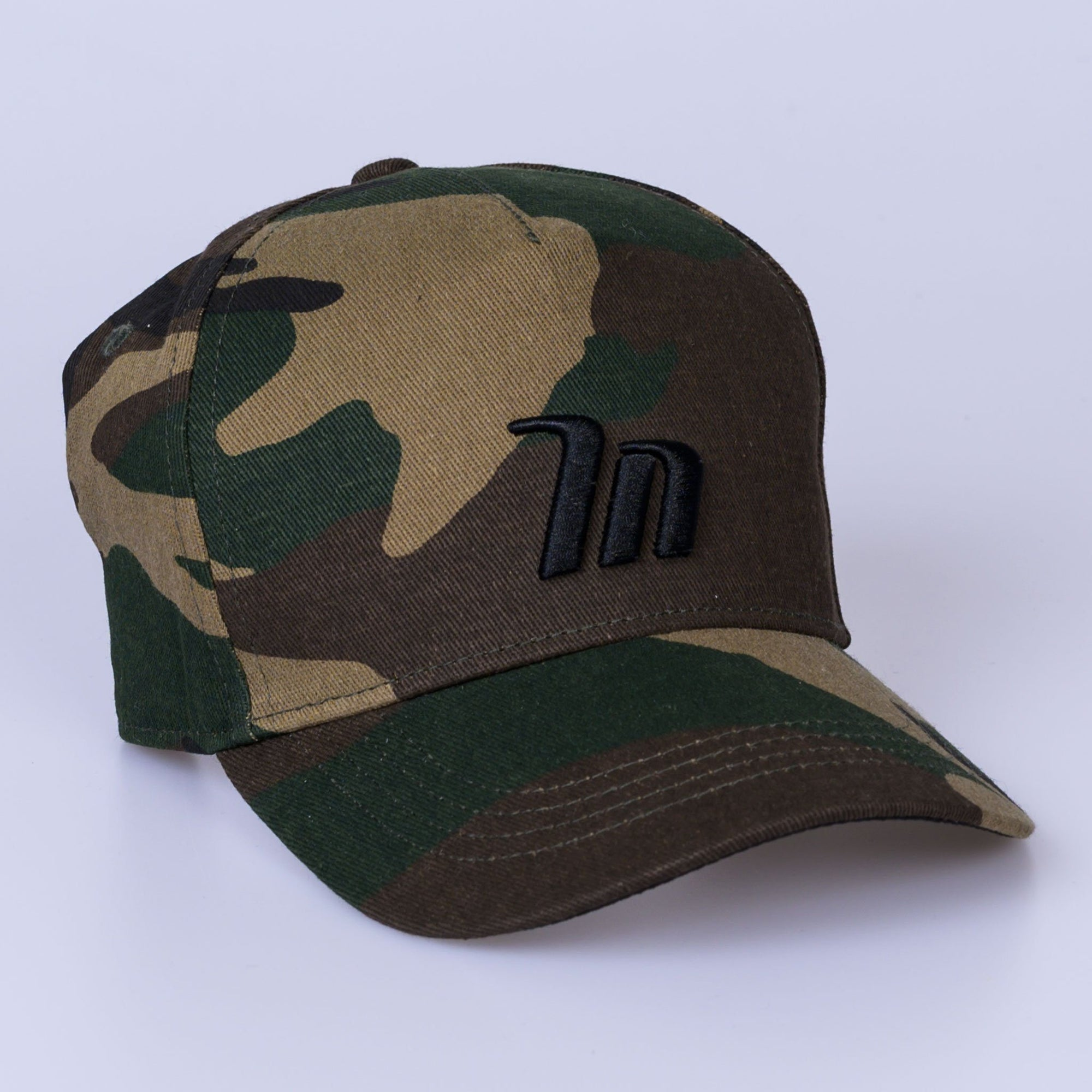 Muscle Nation Kids A-Frame Hat - Camo