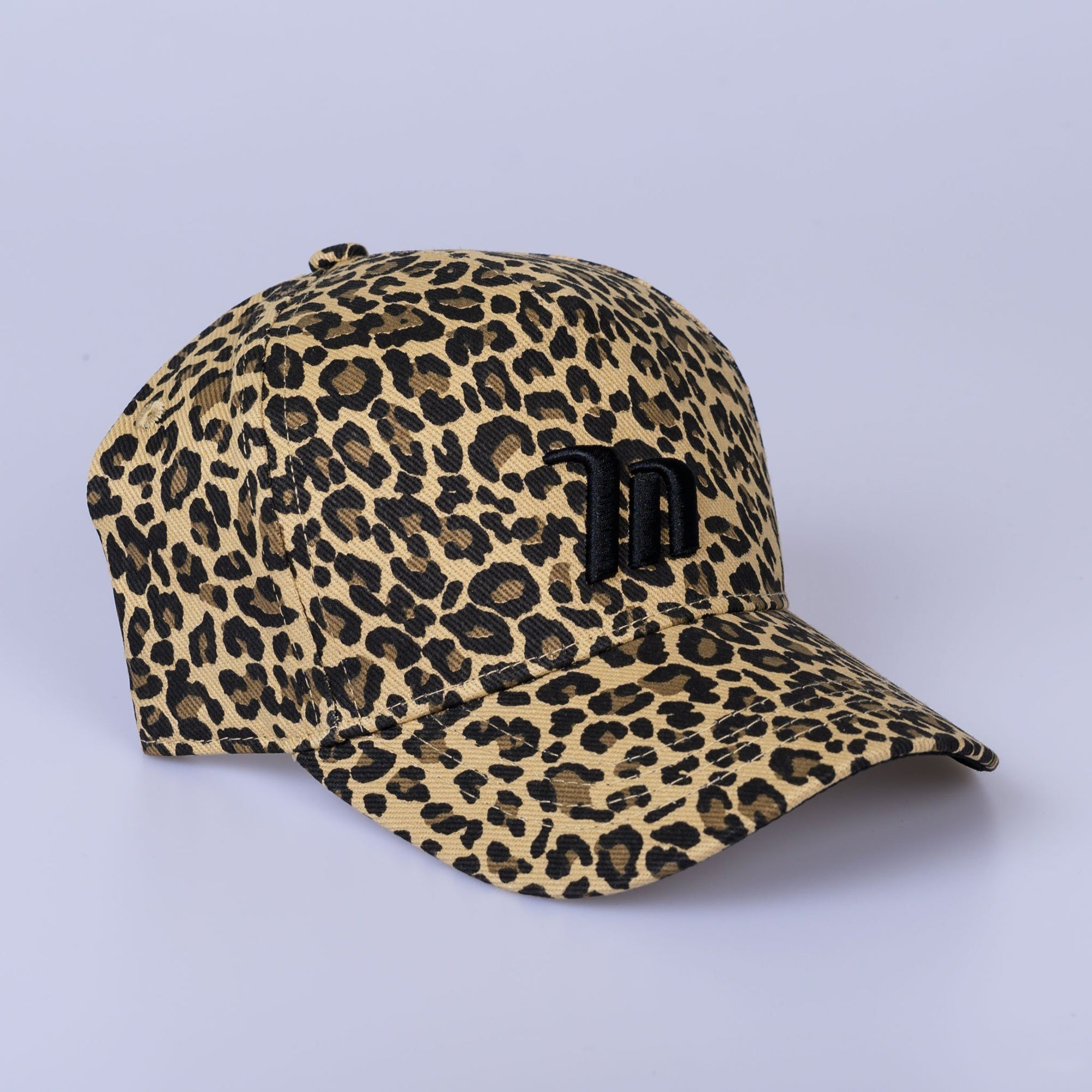 Muscle Nation Kids A-Frame Hat - Leopard