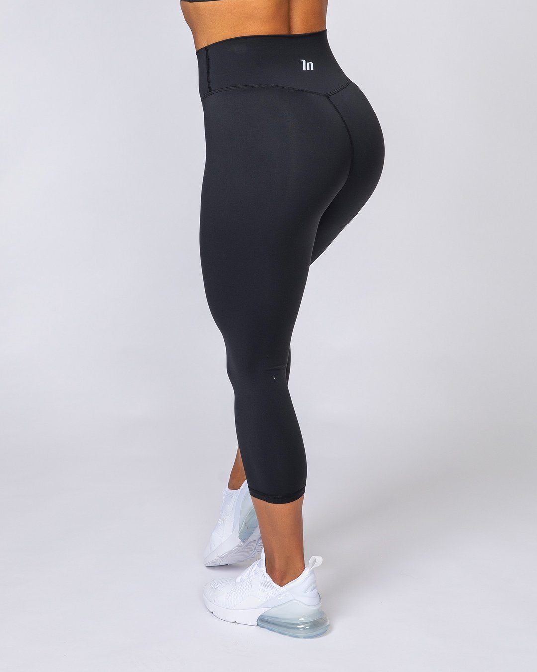 Muscle Nation Motion 7/8 Leggings - Black