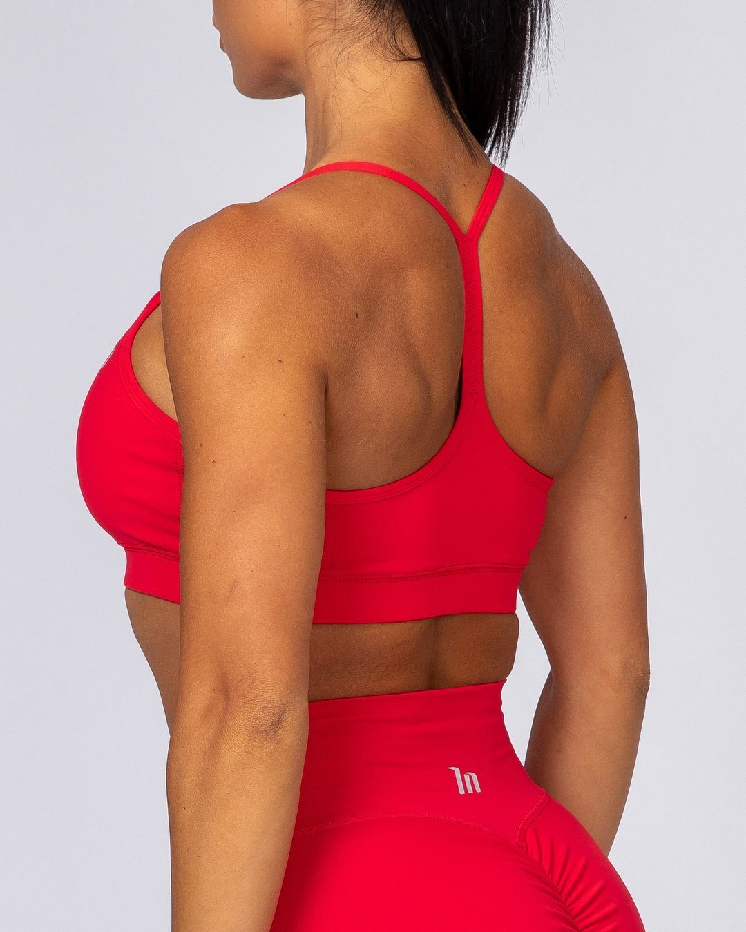 Muscle Nation Tone Bra - Flame