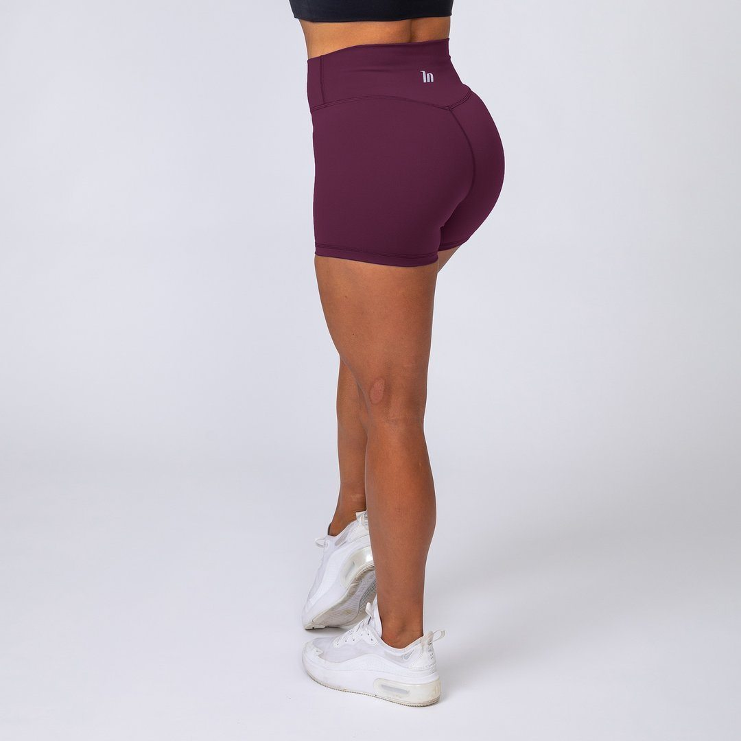 Muscle Nation v2 Butter Shorts - Mauve