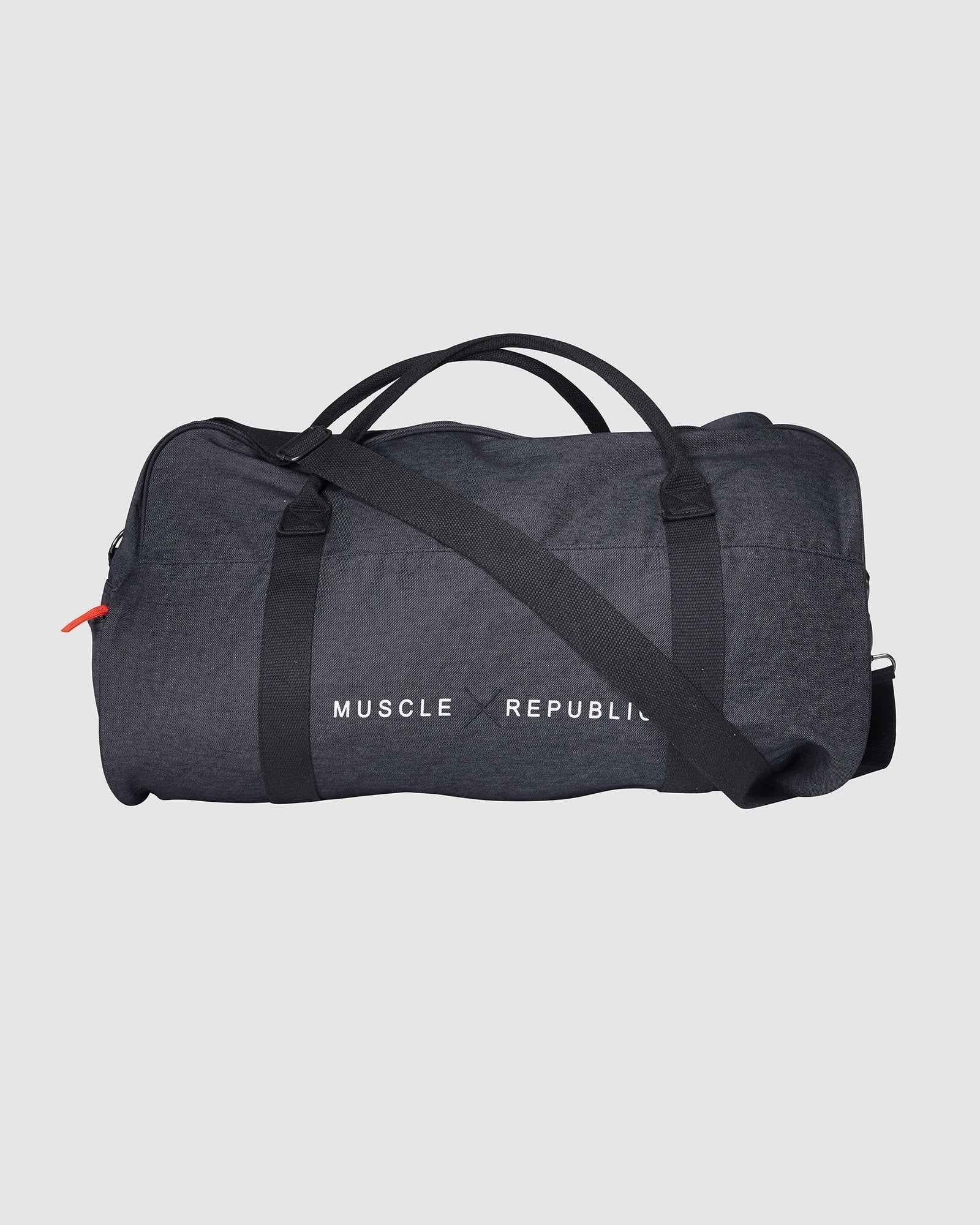 Muscle Republic Duffel Bag - Black