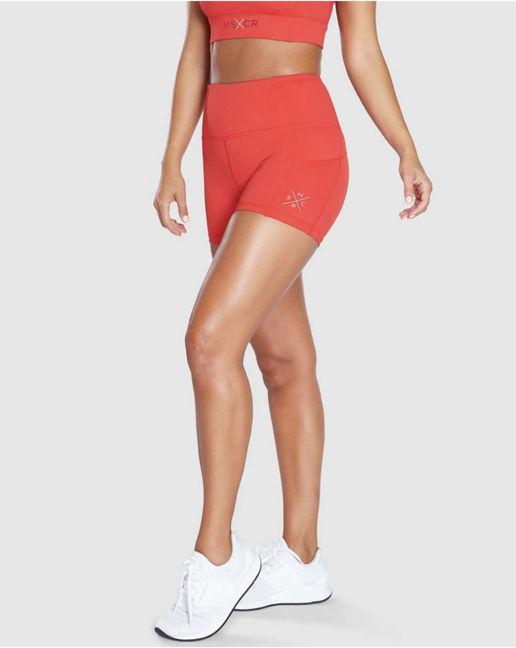 Muscle Republic Live Shorts - Red
