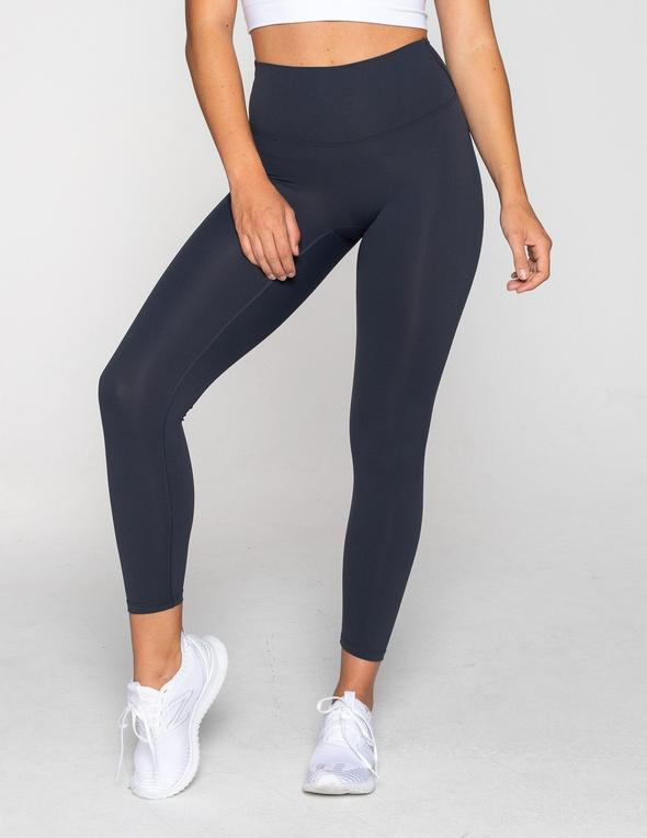 Muscle Republic Luxe 7/8 Legging-Midnight Navy