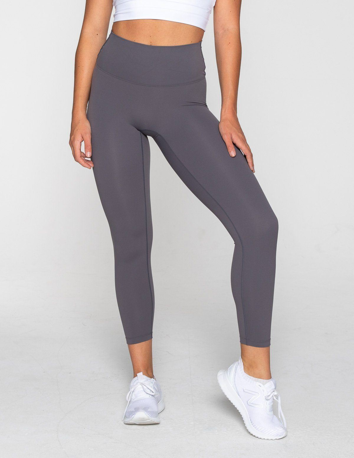 Muscle Republic Luxe 7/8 Legging-Stone