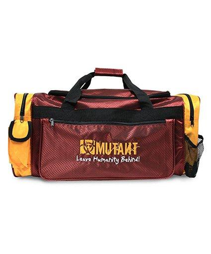 MUTANT GYM BAG 'LEAVE HUMANITY BEHIND'