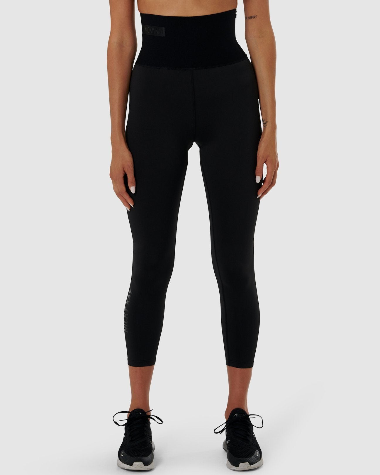 Nicky Kay Skulpt Tights - Black