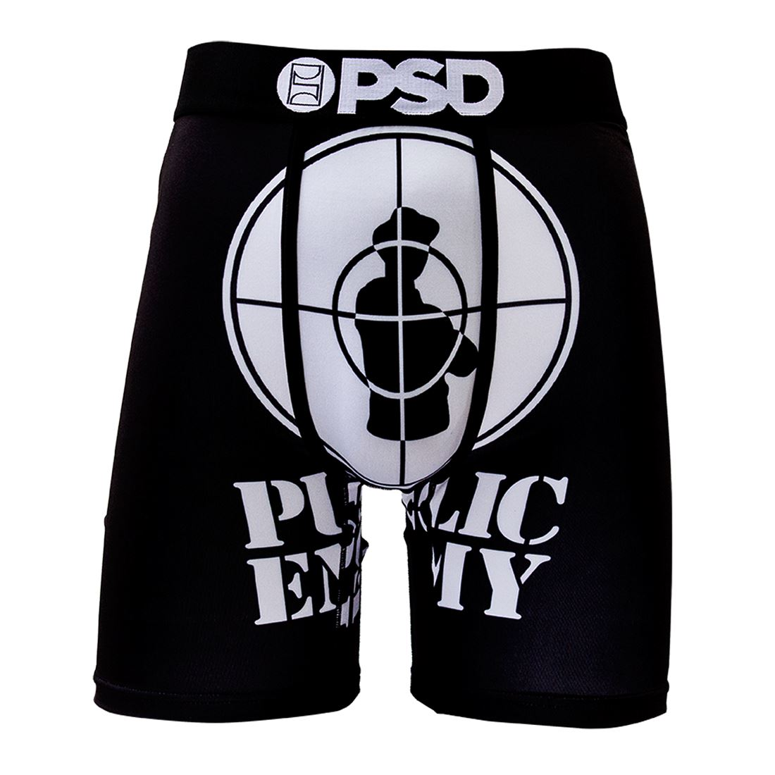 PSD Sports Underwear - Public Enemy
