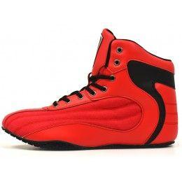 Ryder Wear Block Edition RW-M007 Shoe - Red/Black