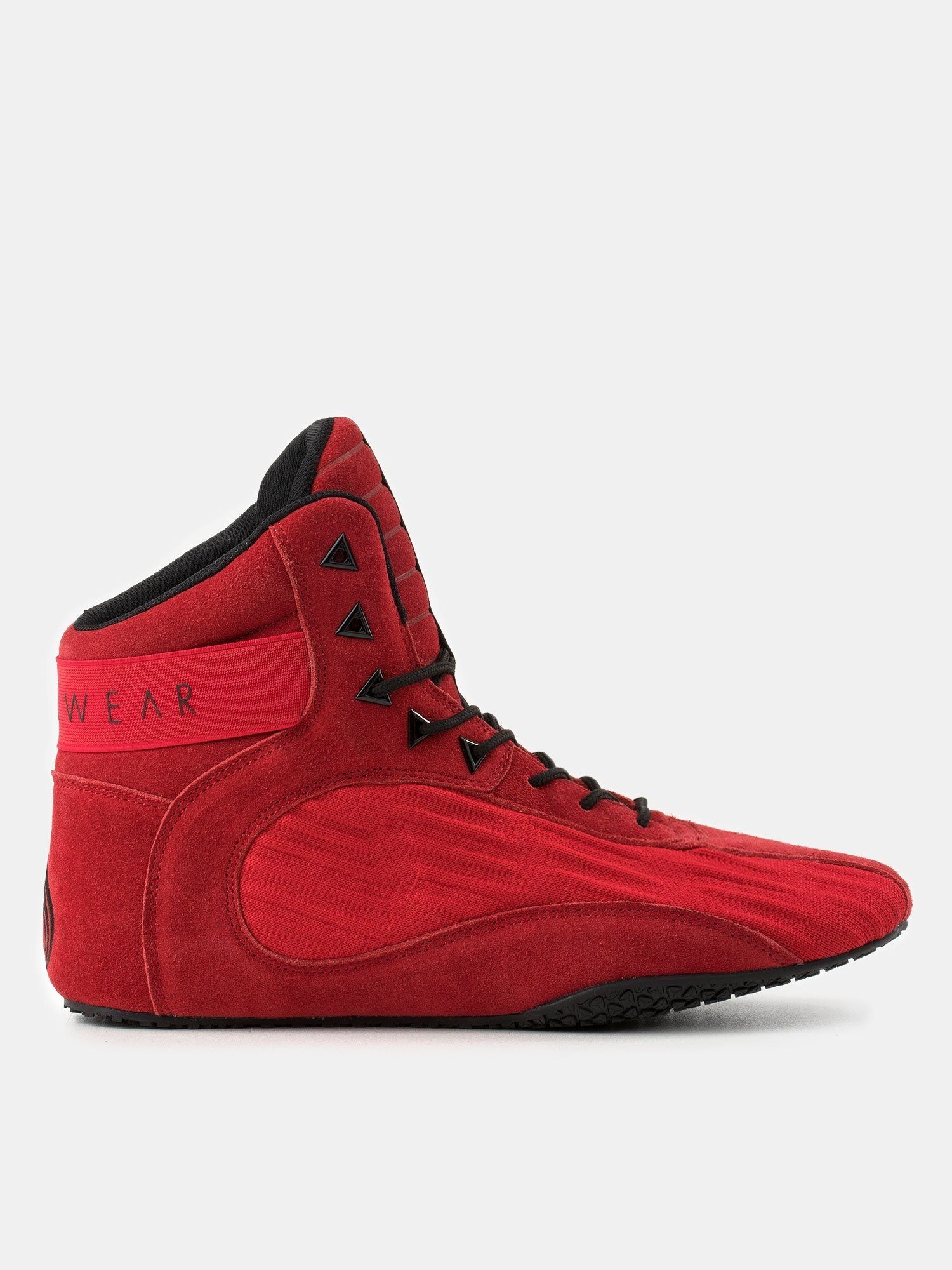 Ryder Wear D-Mak II Lifting Shoe - Red