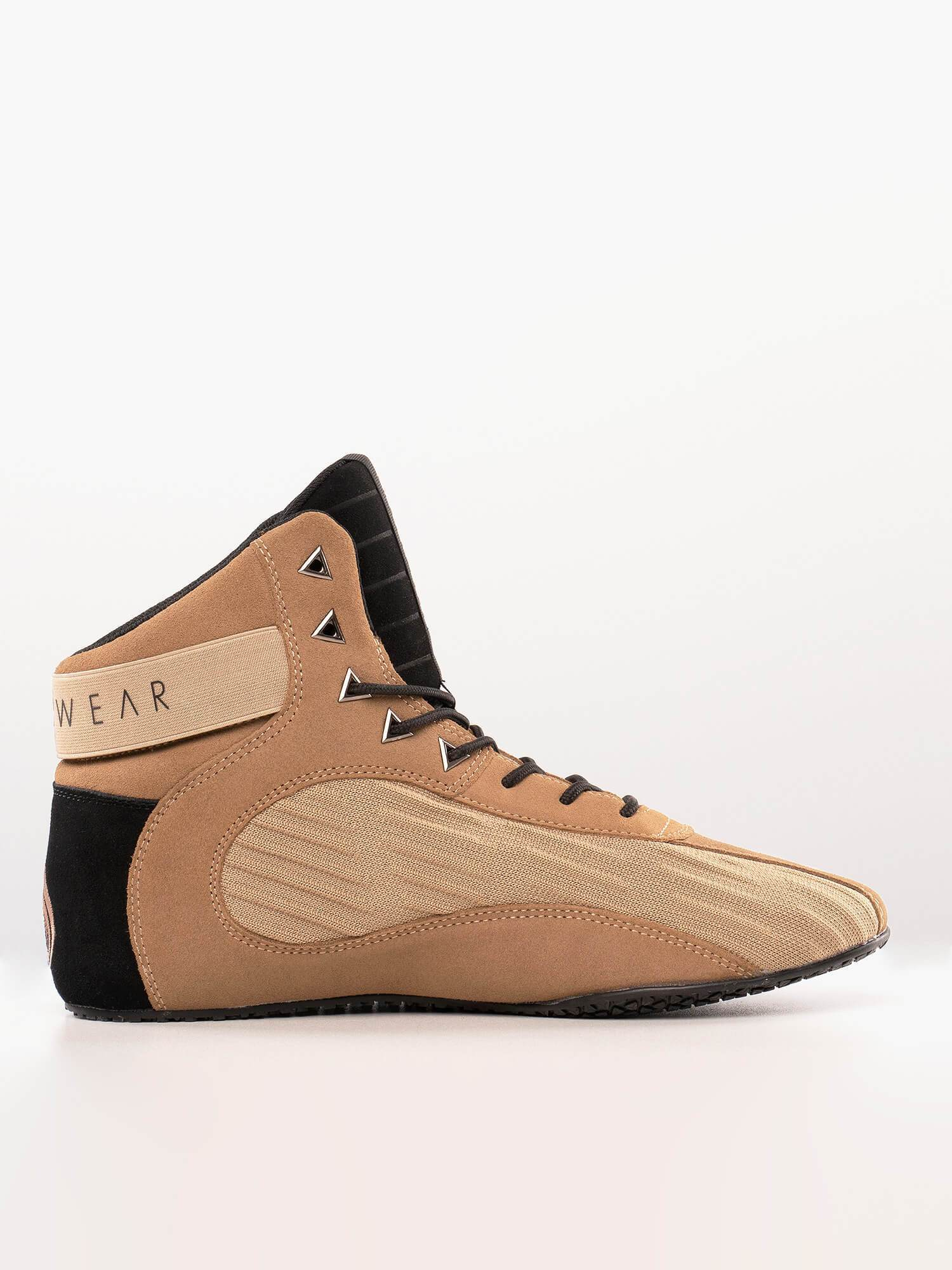 Ryder Wear D-Mak II Lifting Shoe - Tan