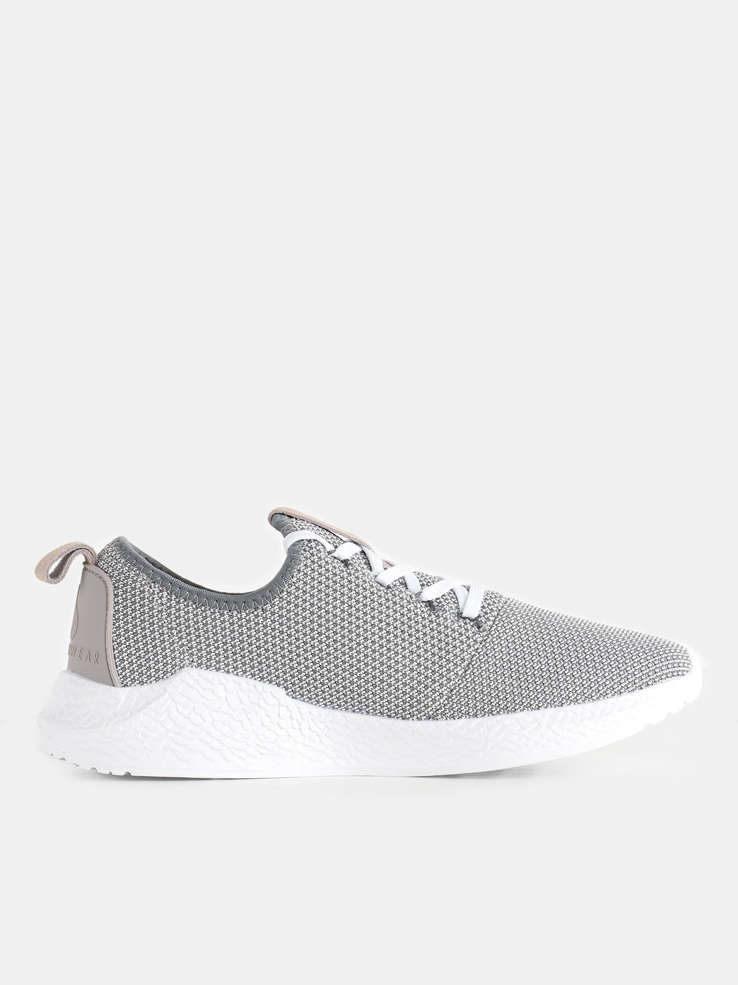 Ryder Wear Power Trainers - Grey