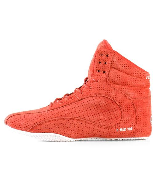 Ryderwear D-Mak Raptor Lifting Shoe – Raw Red