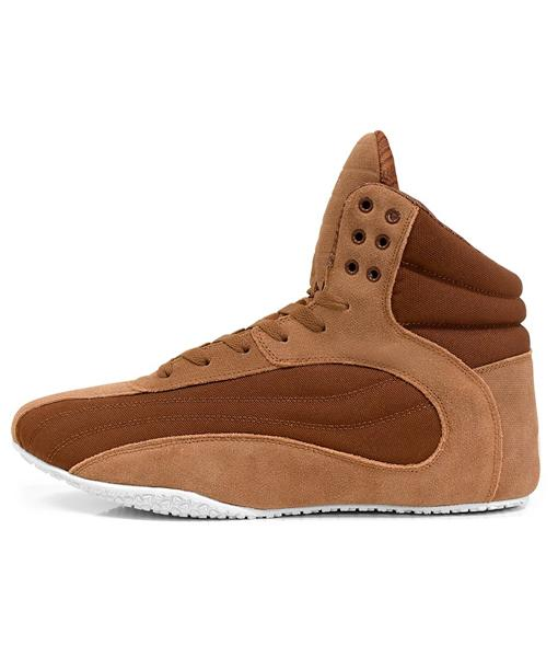 Ryderwear D-Mak Raptor Lifting Shoes – Brown