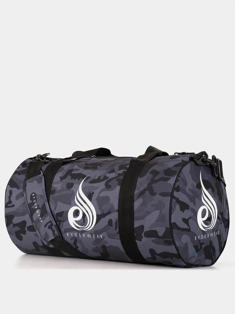 Ryderwear Duffle Bag - Black Camo