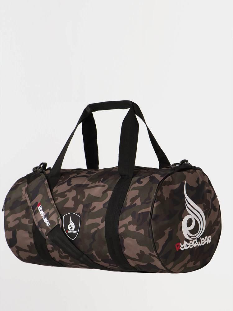Ryderwear Duffle Bag - Green Camo
