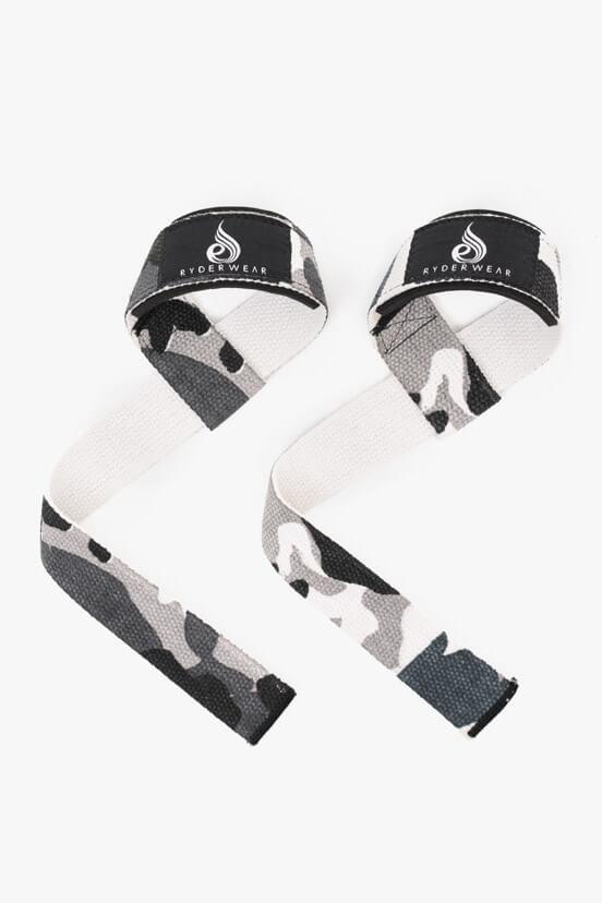 Ryderwear Duty Lifting Straps - Camo