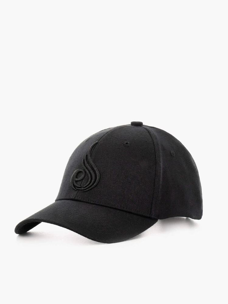 Ryderwear Fitted Cap - Black