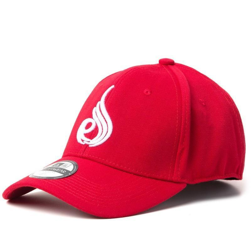 Ryderwear Fitted Cap - Red