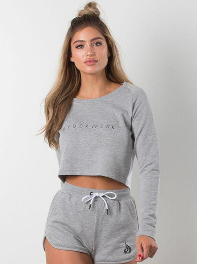 Ryderwear Freedom Sweater - Grey