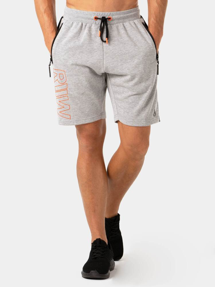 Ryderwear Highway Track Shorts - Grey