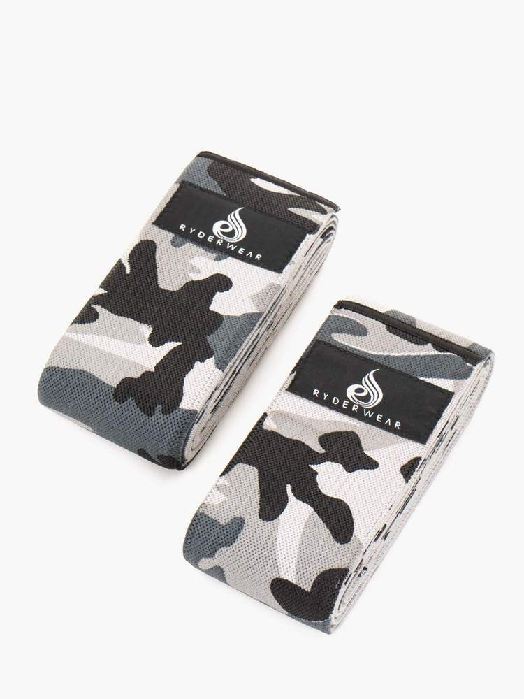 Ryderwear Knee Wraps-Camo