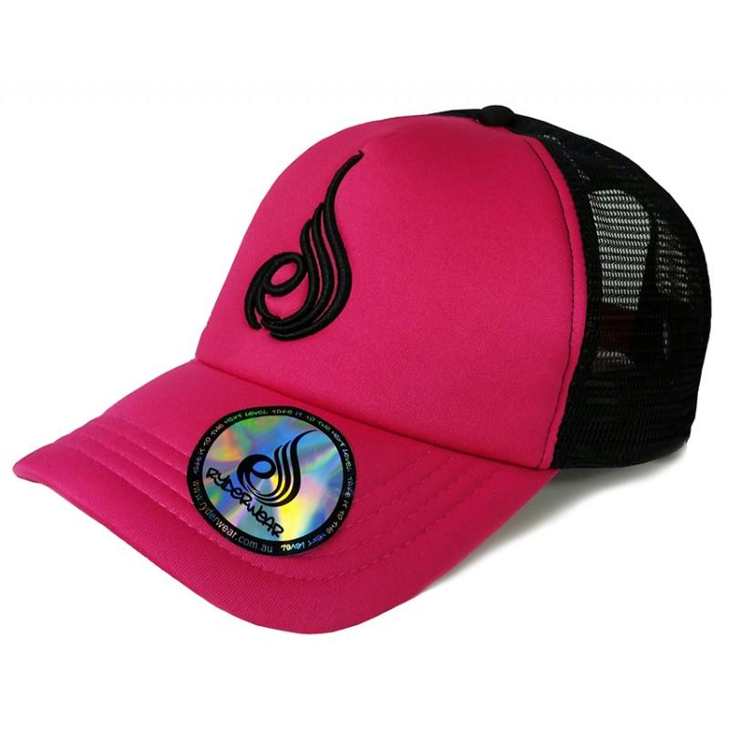 Ryderwear Trucker Cap - Pink/Black
