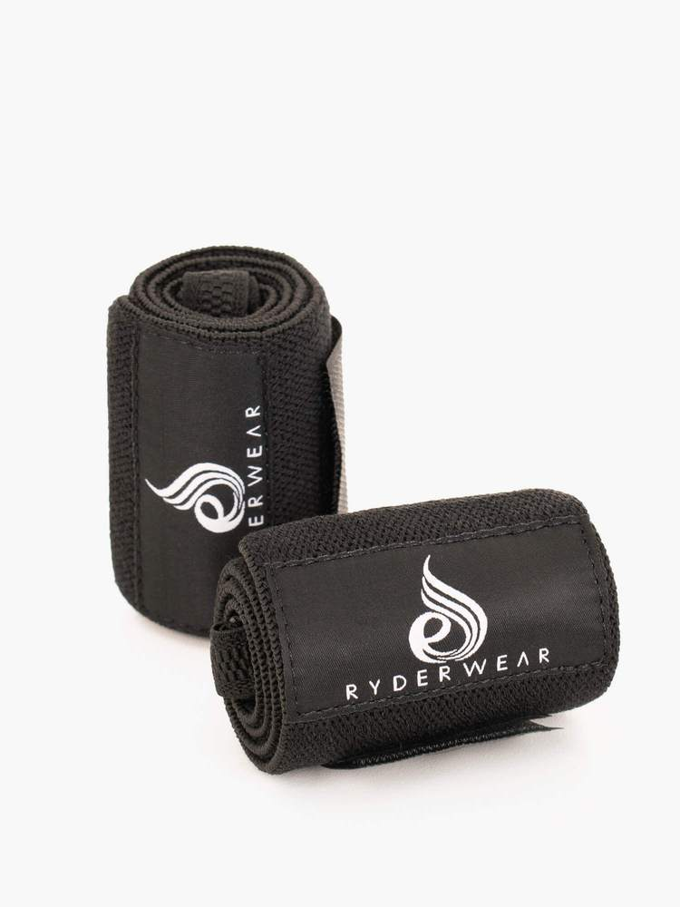 Ryderwear Wrist Wraps-Black