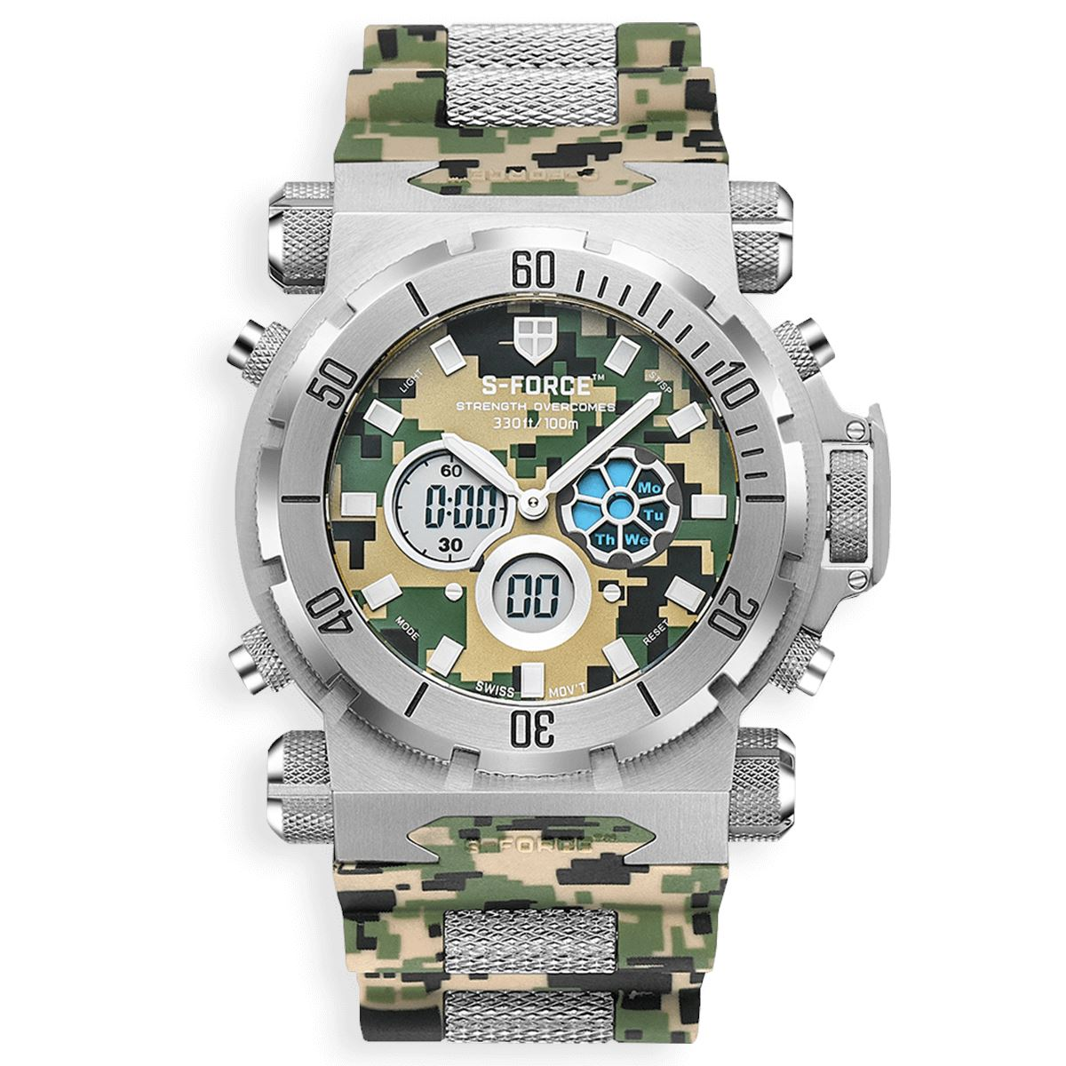 S-FORCE™ Commando 50mm 1st Edition