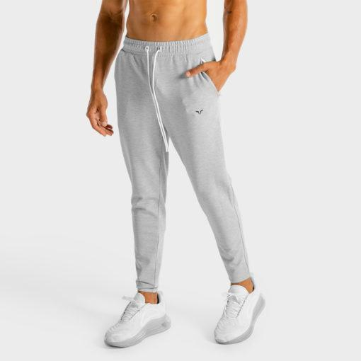 Squat Wolf Core Joggers Track Pants -Grey