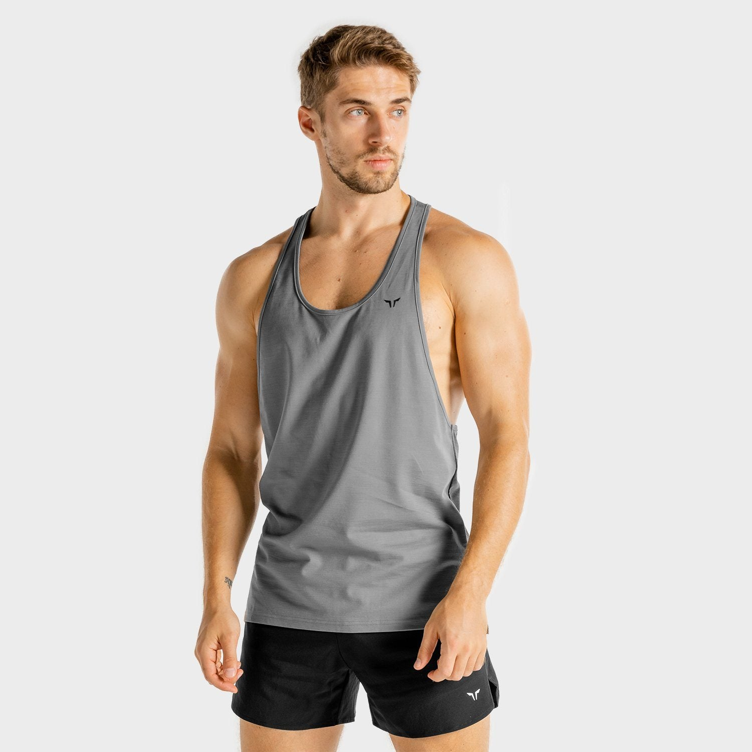 Squat Wolf Core Stringer-Grey