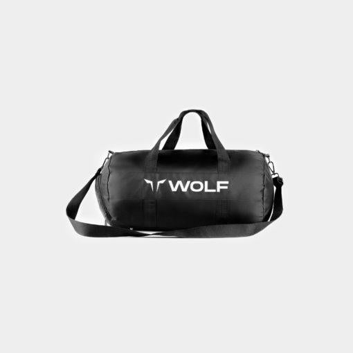 Squat Wolf Holdall - Black