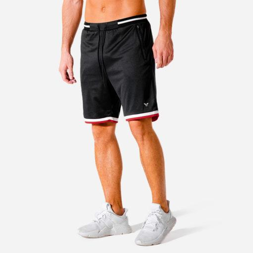 Squat Wolf Hype Basketball Shorts - Black