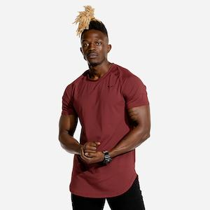 Squat Wolf Limitless Razor Tee - Red
