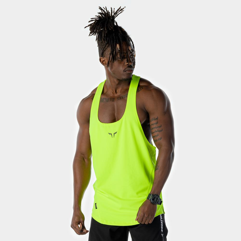 Squat Wolf Next Gen Stringer - Lime