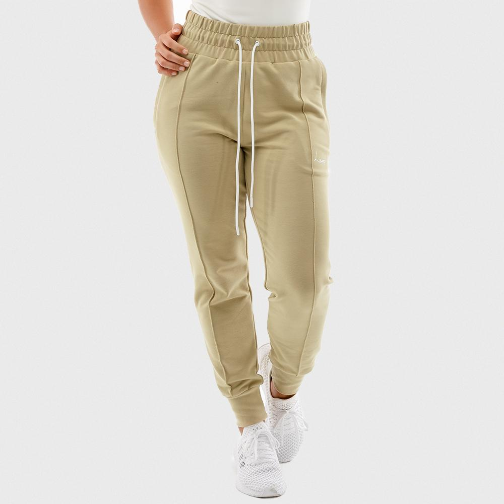 Squat Wolf Vibe Joggers - Nude