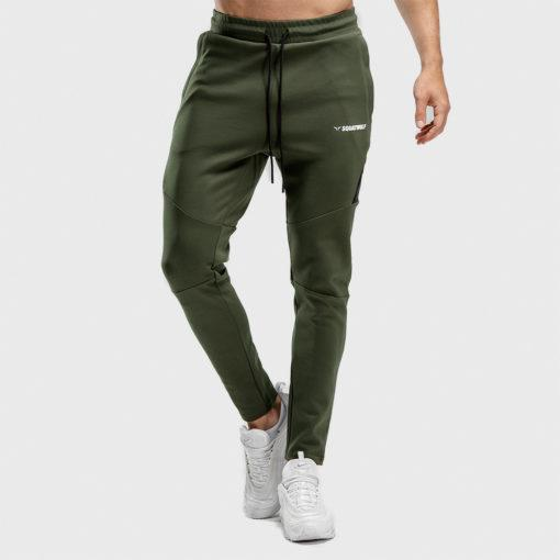 Squat Wolf Warrior Joggers - Olive