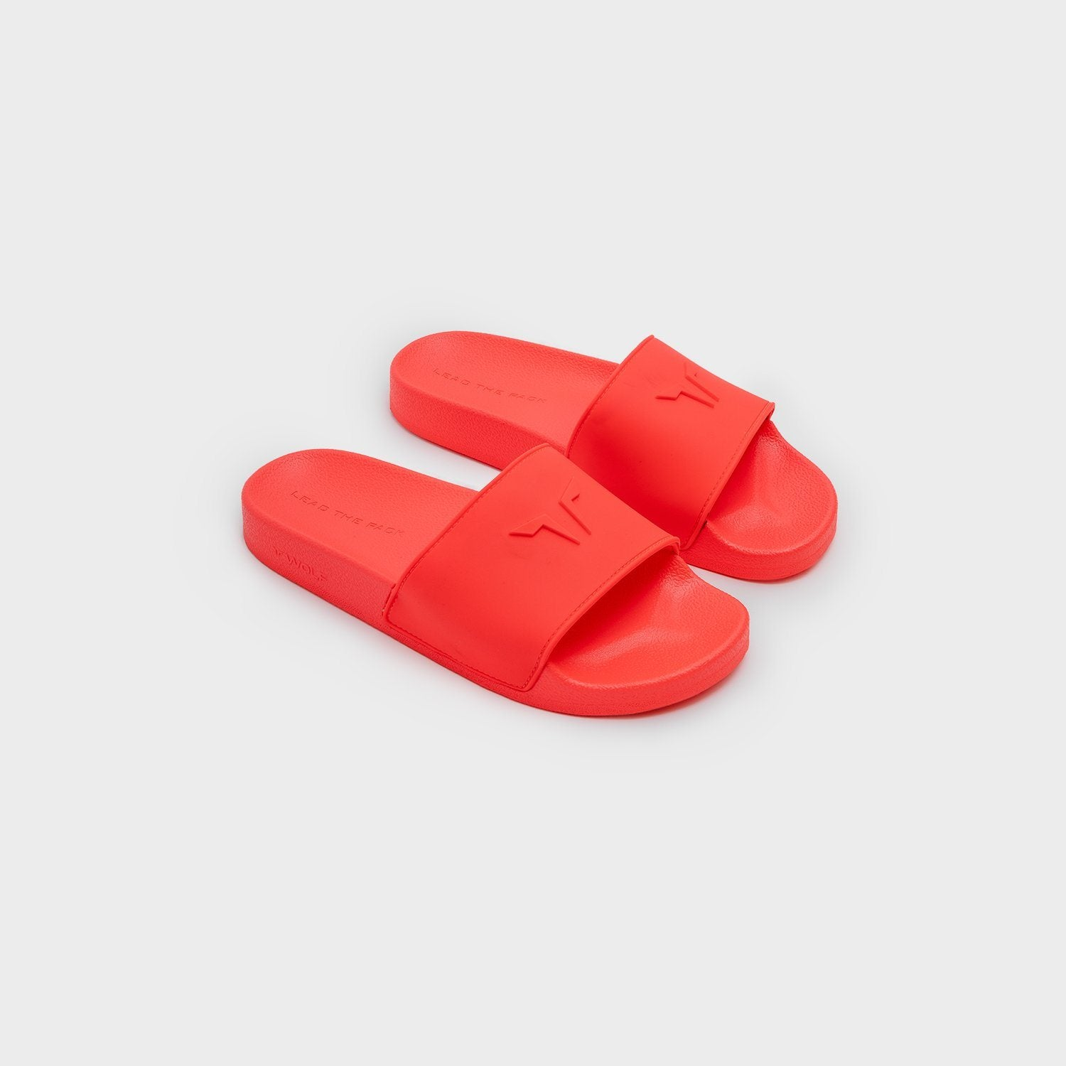 Squatwolf 3D Sliders Men-Coral