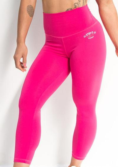 Stop It I Like It 7/8 Scrunch Leggings - Tutti Frutti