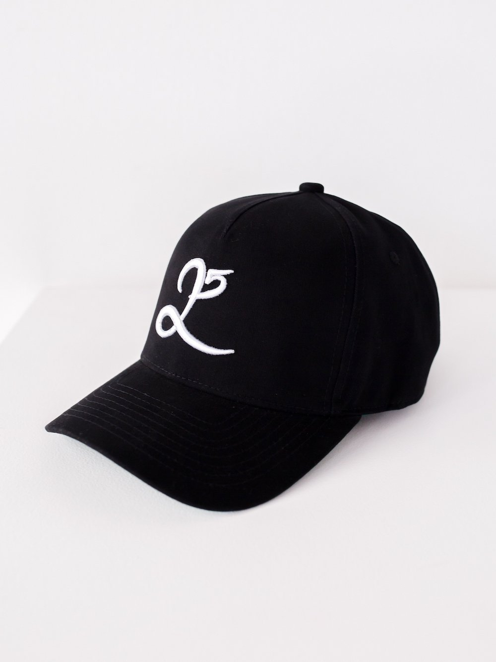 TwentyFive Fury V Edition Cap - Black/White