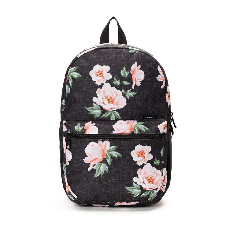 Vooray Ace Backpack- Rose Black