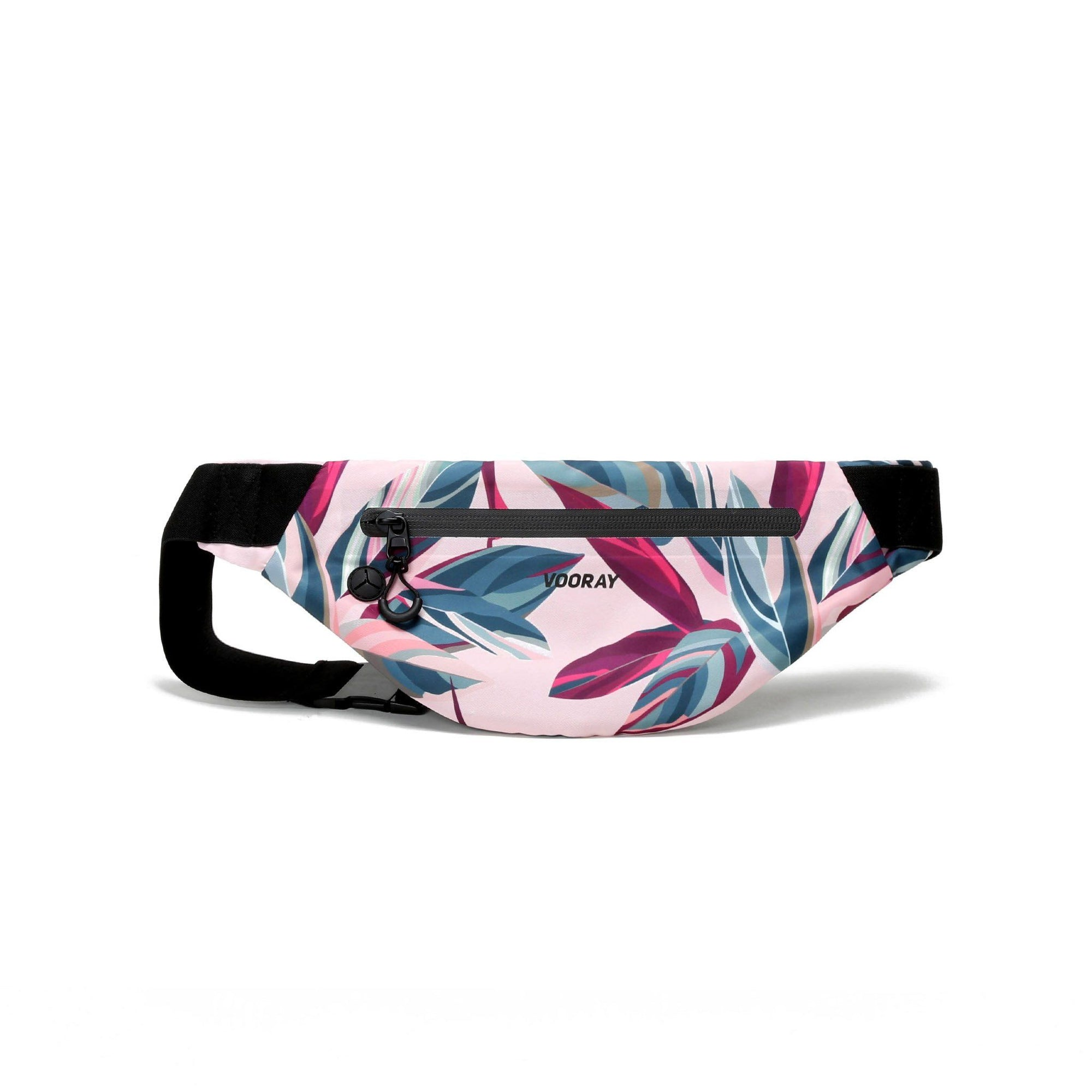 Vooray Active Fanny Pack-Botanic Pink