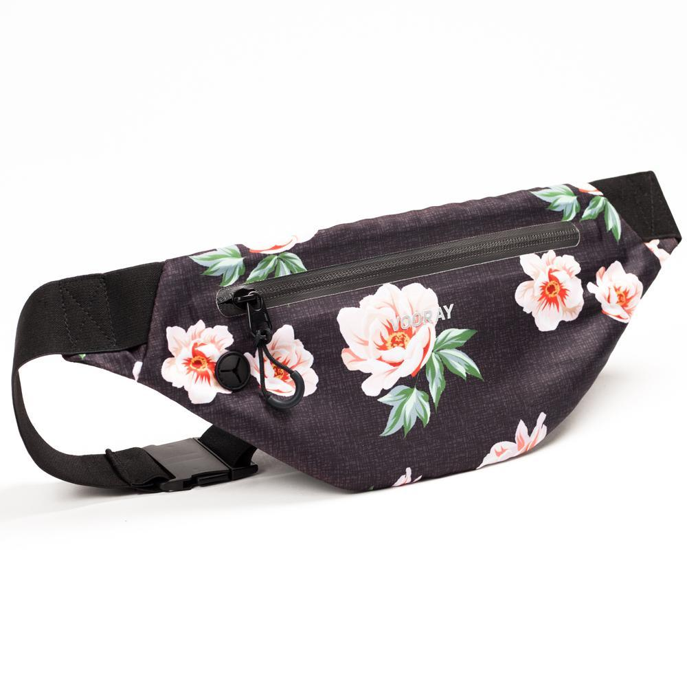 Vooray Active Fanny Pack-Rose Black