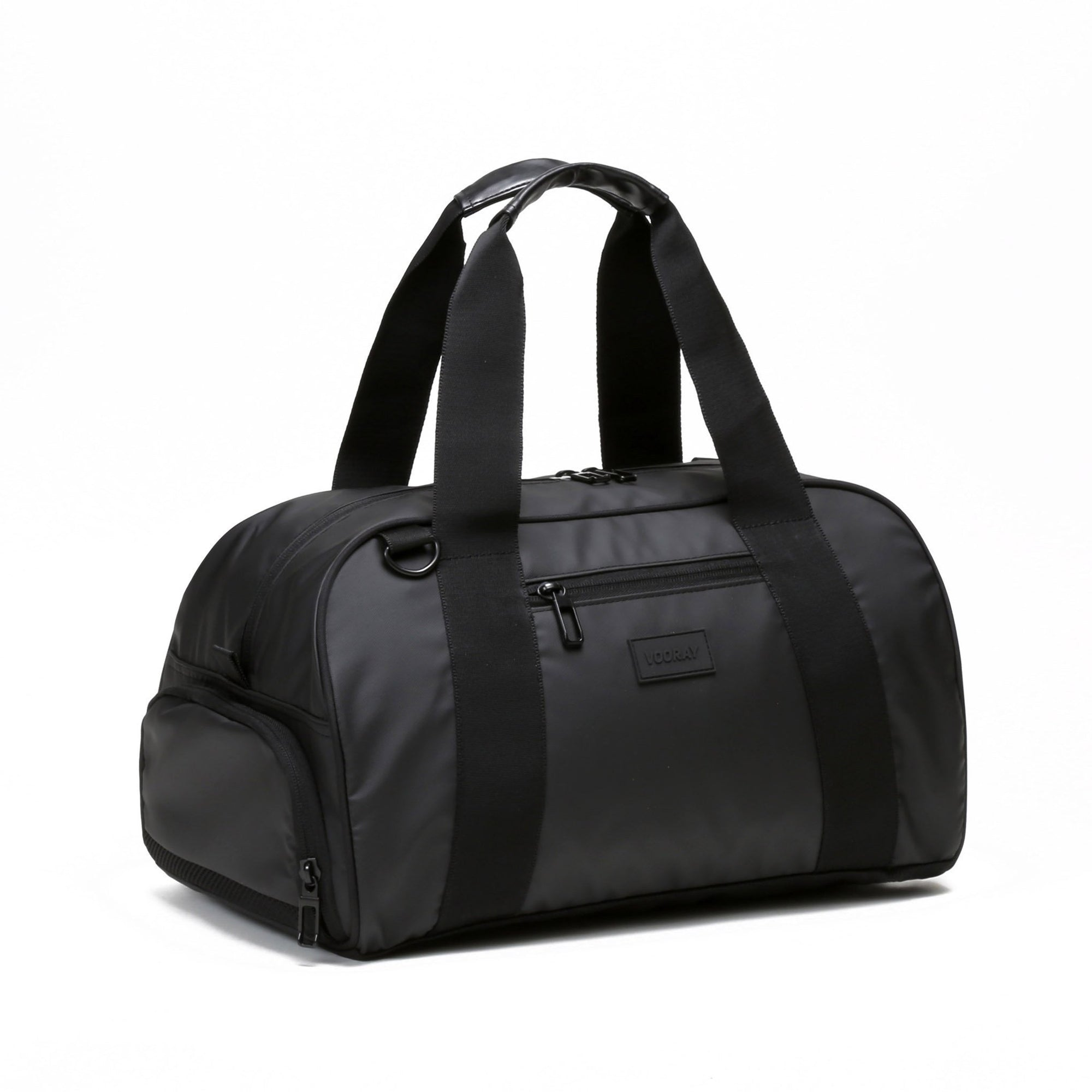 Vooray Burner Gym Duffel-Matte Black