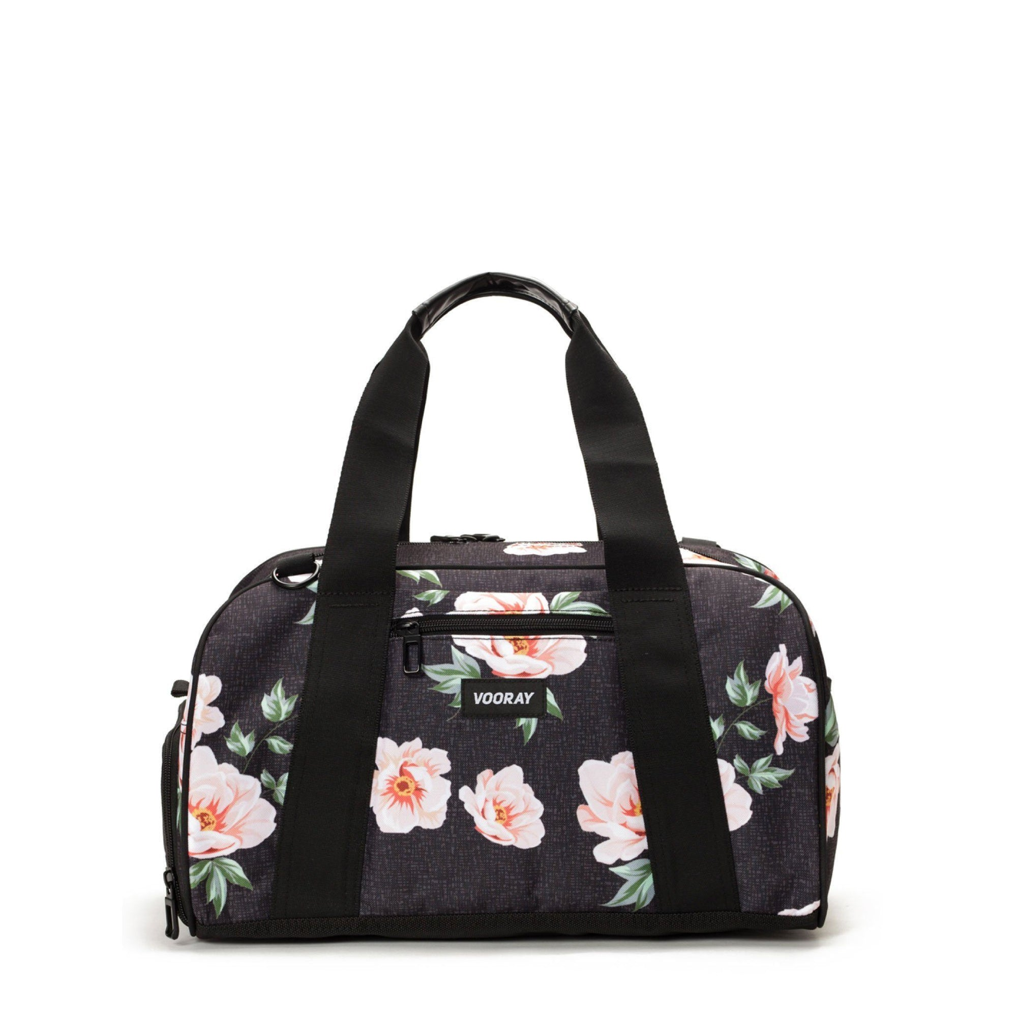Vooray Burner Gym Duffel-Rose Black