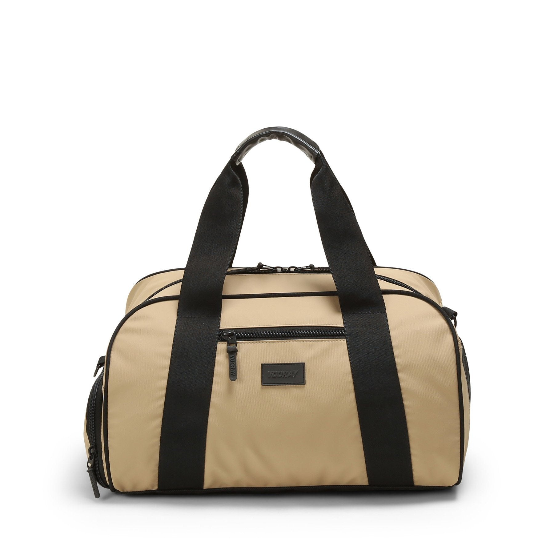 Vooray Burner Gym Duffel-Sonoran Tan