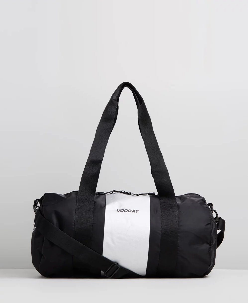 Vooray Iconic Duffel Bag - Stripe