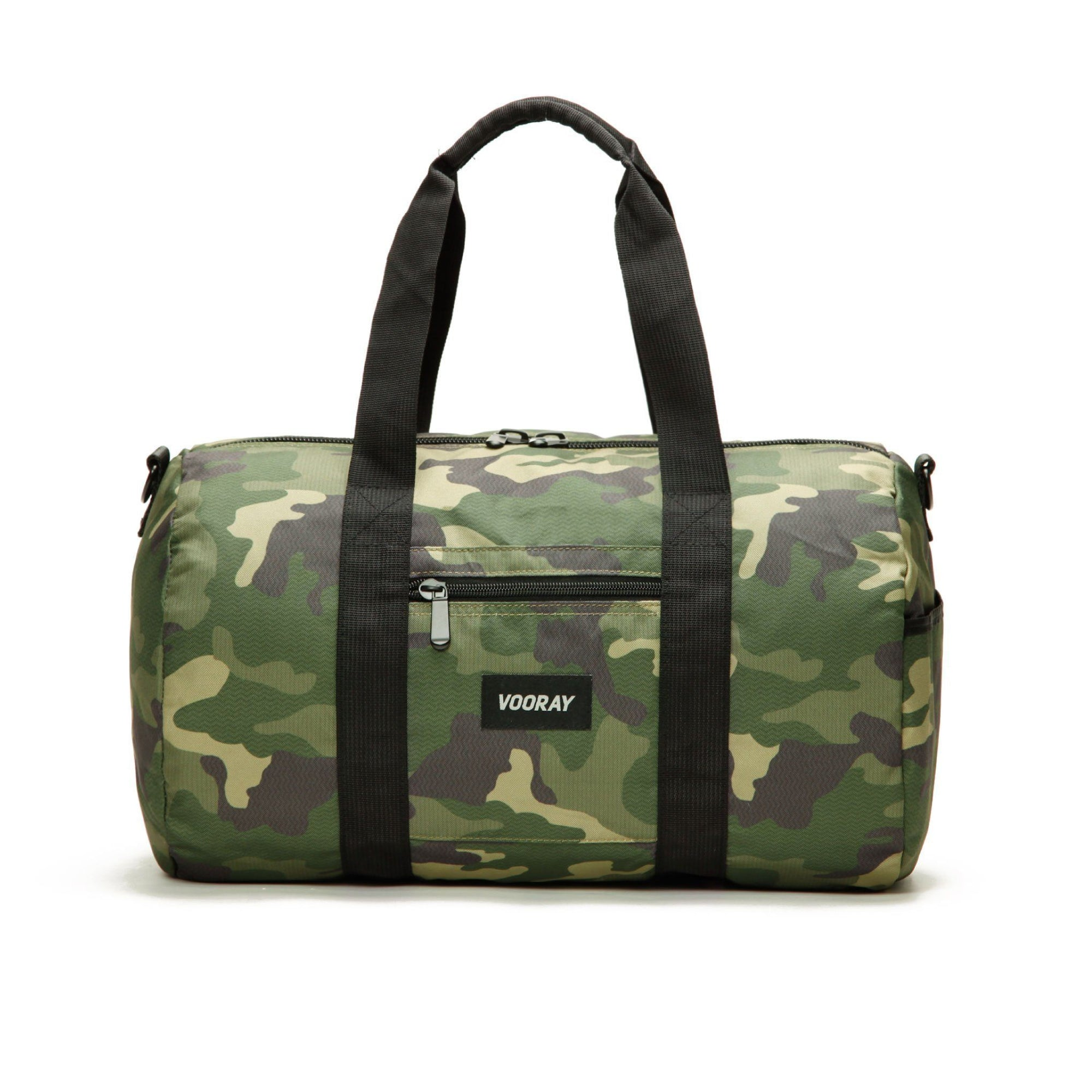 Vooray Roadie Duffel Bag - Green Camo