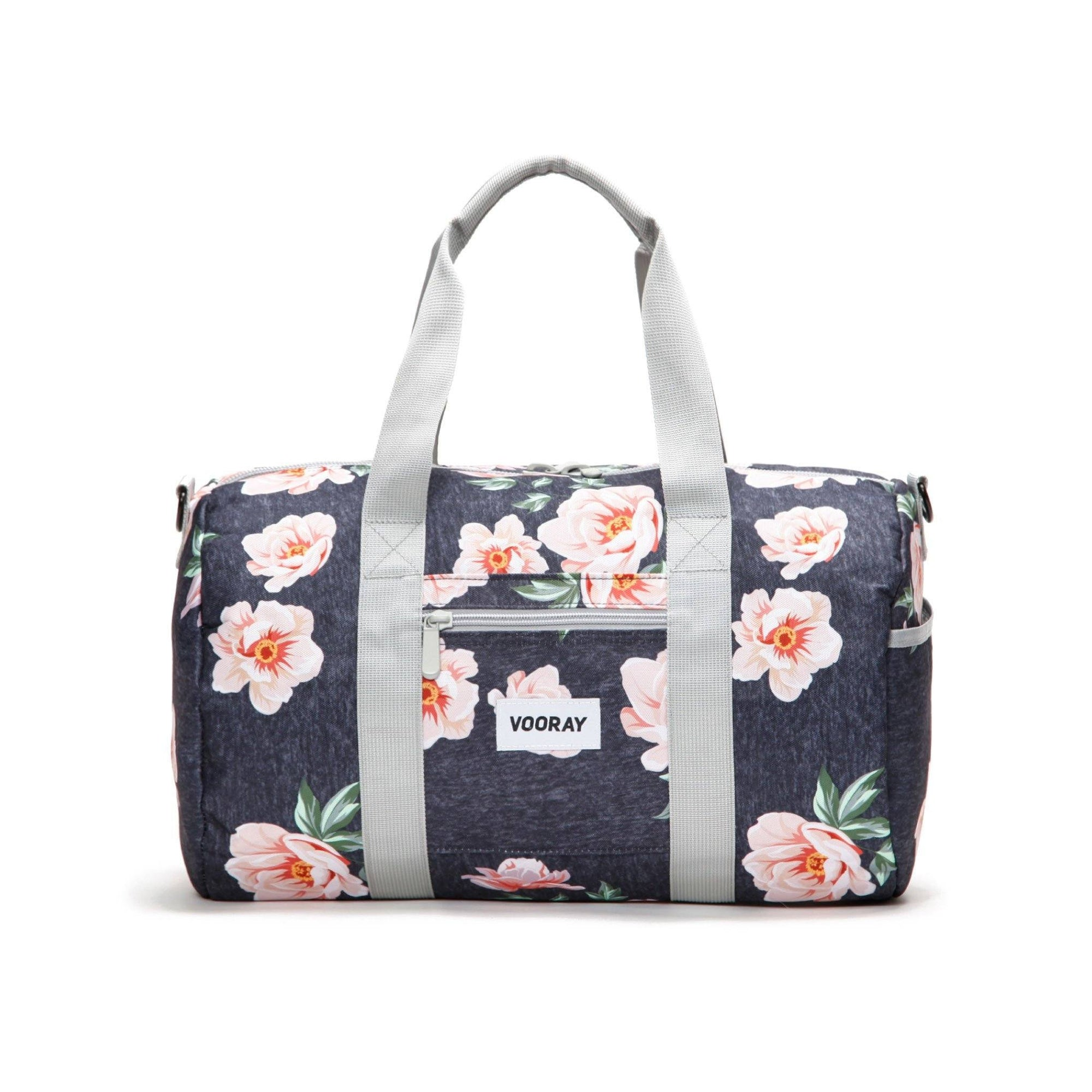 Vooray Roadie Duffel Bag - Rose Navy