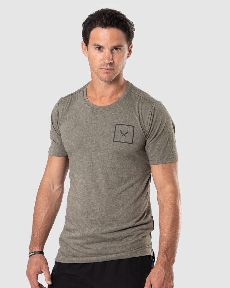WPN Shield Tee - Burnt Olive